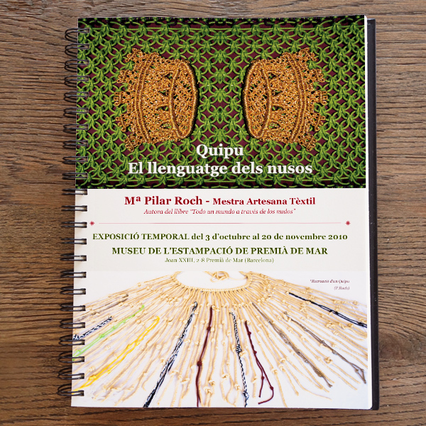 Quipu, el llenguatge dels nusos
